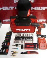 HILTI SF 2H-A DRILL COMPLETE, NEWEST MODEL,, FREE EXTRAS, DURABLE, FAST SHIP