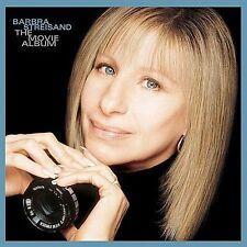 THE MOVIE ALBUM: Streisand - Like-new CD plus DVD - FREE SHIPPING