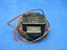 NOS DYNACO Power Transformer SE10: P/N 464025 ($24.95/ea)