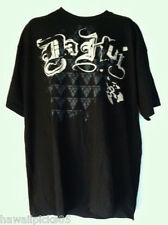 New Da Hui Hawaii Surf Clothes Shark Tooth Warrior T Shirt Mens Size M Gift Idea