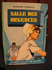 Suzanne Pairault-B.Verte 1976 - Salle des Urgences