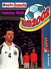 Ferrero - WM - 2002  - Sammelposter - leer