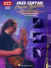 Jazz Guitar Chord System - Instructional NEW 000695291