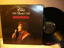 Elvis Presley He Touched Me LP LSP-4690 RCA 1976 VG ++