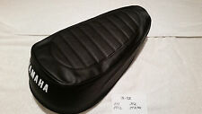 yamaha 1971-72 jt1 jt2 and MX seat cover INCLUDES NEW SEAT FOAM