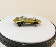 Hot Wheels Redline Silhouette Light Gold / Platinum US
