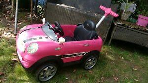Mini cooper ride on