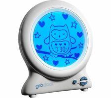 TOMMEE TIPPEE Groclock Baby Sleep Trainer Clock - White - Currys