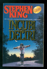 KING STEPHEN INCUBI & DELIRI SPERLING PAPERBACK 2001 SUPERBESTSELLER 715