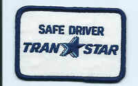 Tran Star safe driver patch 2-1/2 X 3-7/8 #1193