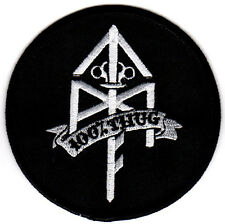 TATTOOED MOTHERF#CKERS TMF EMBROIDERED PATCH oi! skinhead music