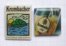Krombacher une Perle de la nature/Kreuztal... Bière-PINS (121 a)