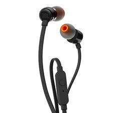 Auriculares con Micrófono JBL T110 negro