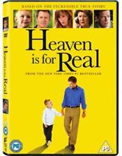 Heaven Is For Real DVD NEW dvd (CDRC1659)