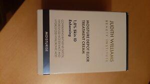 JUDITH WILLIAMS Beauty Institute Moisture Depot Elixir Treatment Cream 100ml OVP