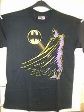 VINTAGE T-Shirt: Batman with bat simbolo (L) (USA, 1989)