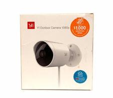 YI Outdoor Security Camera - 1080p Cloud IP Waterproof Night Vision Surveillance