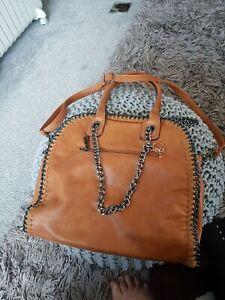Ladies large handbag used