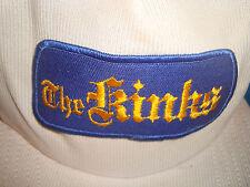Vintage The Kinks Snapback Cap