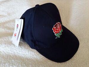 Canterbury England Rugby Adjustable Cap - Navy