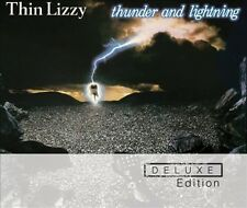 THIN LIZZY - THUNDER & LIGHTNING [DELUXE EDITION] NEW CD