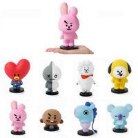 Official BT21 Standing Figure Doll Large K-POP BTS Bangtan Boys Goods