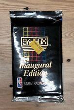 1990 SkyBox Inaugural Edition - 15 NBA Basketball Trading Cards Pack