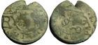 Spain 1659 8 Maravedis  coin  (01726)