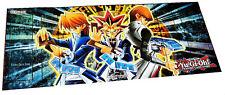 Yu-Gi-Oh! Spielmatte /Playmat Doppelseitiges TOP Motiv YUGI/Kaiba und Götter!!!