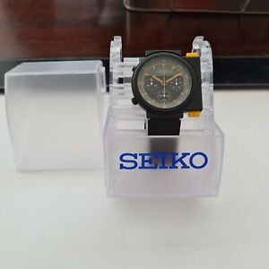 Seiko Aliens,Bishop and Ripley 7a28 and other watch Box and outer box (unused)