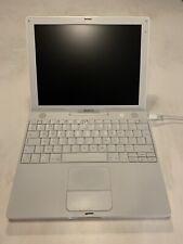 "Apple iBook 12.1"" Laptop - M9846B/A (July,2005)"