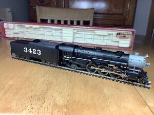 Rivarossi HO Gauge 1283 AT&SF 4-6-2 Heavy Pacific 3423