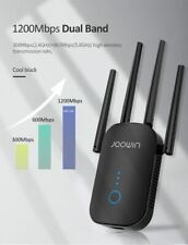 2.4Ghz 5.8Ghz 1200Mbps WiFi Repeater Wireless Range Extender Booster JW-WR758AC