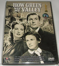 HOW GREEN WAS MY VALLEY (1941) - NEW DVD - JOHN FORD R0