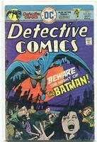 Detective Comics 451 VG+ Batman DC Comics CBX1D