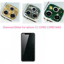 Diamond Glitter Back Camera Lens Ring Cover Protector For iPhone 11Pro Max