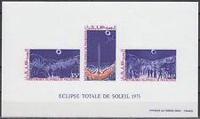 Mauretanien 1973 ** Bl.11 Epreuve de Luxe Proof Cardboard Weltraum Space Espace