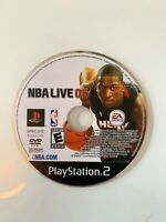 NBA Live 06 (PS2 Playstation 2) WORKS / NO TRACKING / DISC ONLY