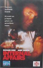 INTERNAL AFFAIRS - VHS