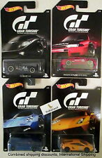 H3 Hot Wheels Gran Turismo 4 Car Set Skyline Lamborghini Ford GT Pagani Huayra