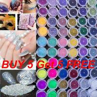 3D Manicure Polvere Glitter Sequins Decorazione per Unghie Paillettes Nail Art
