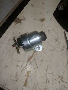 Austin Mini MG Push Starter Button Switch Solenoid bmk1727 lucas reproduction