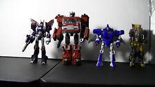 Transformers Universe Generations Mixed Lot Inferno Cyclonus