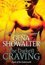 Lords of the Underworld: The Darkest Craving 10 by Gena Showalter (2017,...