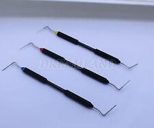 3*Dental Sybronendo Endo Buchanan Hand Plugger Tip Fill Obturation 1-2-3 CZ8