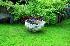 Blumenkübel Pflanz Kübel Dekoration Figur Blumentöpfe Garten Vasen Gefäss 699