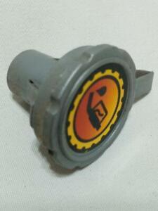 #3 POWER WHEELS BARBIE or BOY JEEP  WRANGLER PINK GAS CAP