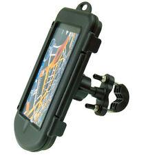 Waterproof Motorcycle Bike U-Bolt Handlebar Mount Phone Holder for OnePlus 3