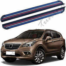 Aluminium Nerf Bars Running Boards Side Steps Fits for Buick Envision 2016-2019