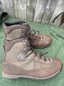 BRITISH ARMY AKU - GORE-TEX BOOTS - COMBAT BOOTS - USED GRADE 1 - SIZE UK 8M